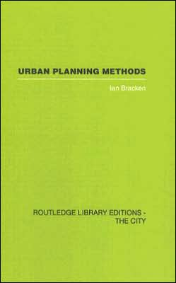 Urban Planning Methods: Research and Policy Analysis