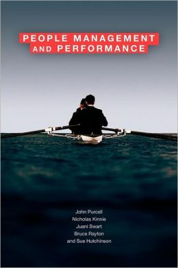People Management and Performance