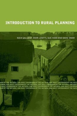 Introduction to Rural Planning