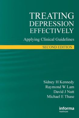 Treating Depression Effectively: Applying Clinical Guidelines