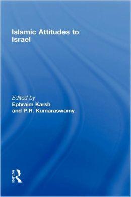 Islamic Attitudes To Israel