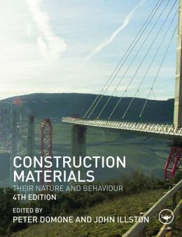 Construction Materials: Their Nature and Behaviour
