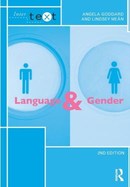 language and gender 1 Language and gender: a study case 1 introduction 1 2 differences in men's and women's speech 2.