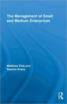 Management of Small and Medium Enterprises