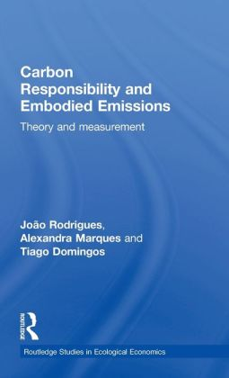 Carbon Responsibility and Embodied Emissions: Theory and Measurement