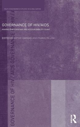 Governance of HIV/AIDS Responses: Making Participation and Accountability Count