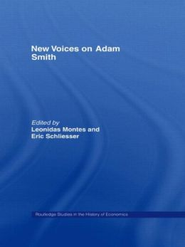 New Voices on Adam Smith