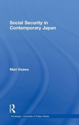 Social Security in Contemporary Japan