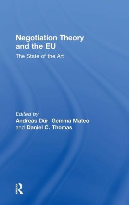Negotiation Theory and the EU: The State of the Art