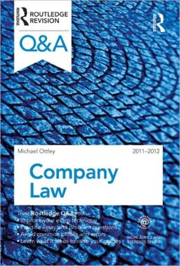 Q&A Company Law 2011-2012