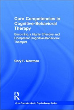 how effective is cognitive behavioural therapy Psychology definition for cognitive behavioral therapy in normal everyday  language,  cognitive behavioral therapy has been shown to be most effective  for.