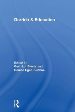 Derrida & Education