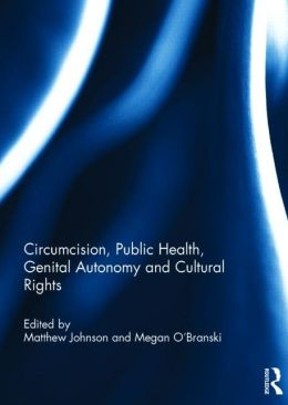 Circumcision, Public Health, Genital Autonomy and Cultural Rights