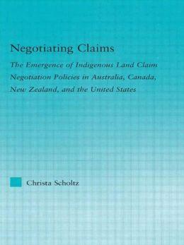 Negotiating Claims