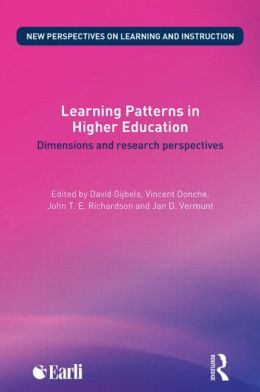 Learning Patterns In Higher Education: Dimensions And Research Perspectives