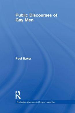 Public Discourses of Gay Men
