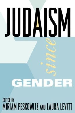 Judaism Since Gender