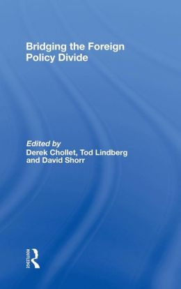 Bridging the Foreign Policy Divide: A Project of the Stanley Foundation