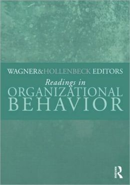 Readings in Organizational Behavior