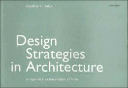 Design Strategies for Architecture