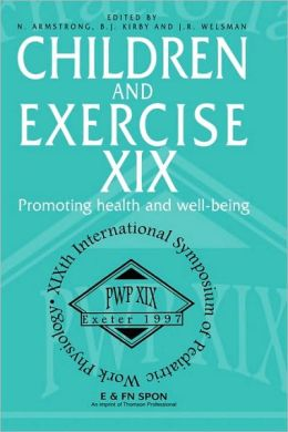 Children And Excercise Xix