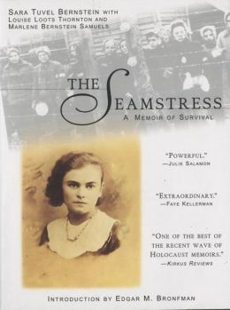 The Seamstress: A Memoir of Survival