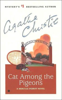 Cat Among the Pigeons (Hercule Poirot Series)