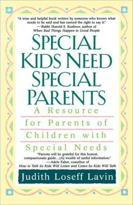 Special Kids Need Special Parents