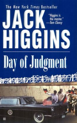 Day of Judgement (Simon Vaughn Series #3)