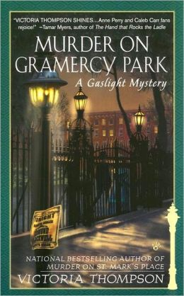Murder on Gramercy Park (Gaslight Mystery Series #3)