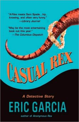 Casual Rex (Vincent Rubio Series #2)