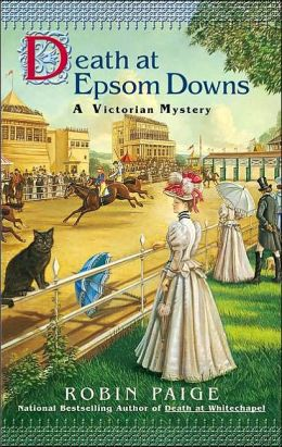Death at Epsom Downs (Charles and Kate Sheridan Series #7)