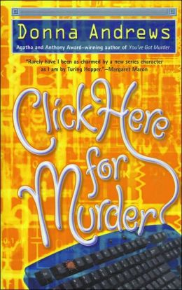 Click Here for Murder (Turing Hopper Series #2)