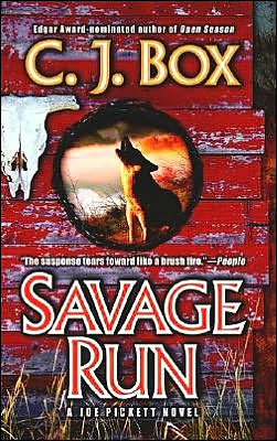Savage Run (Joe Pickett Series #2)