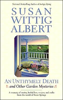 An Unthymely Death and Other Gardening Mysteries