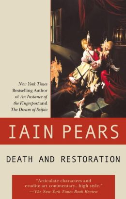 Death and Restoration (Art History Mystery Series #6)