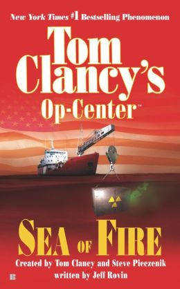 Tom Clancy's Op-Center: Sea of Fire