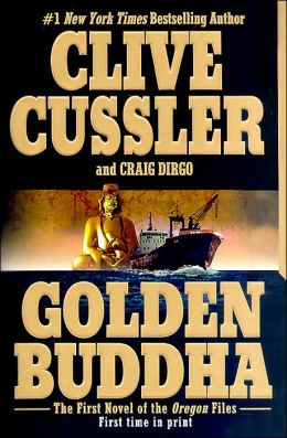 Golden Buddha (Oregon Files Series #1)