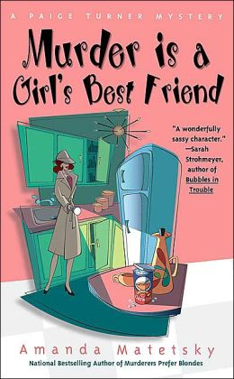 Murder Is a Girl's Best Friend (Paige Turner Mystery)