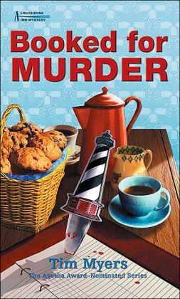 Booked for Murder (Lighthouse Inn Mystery Series)