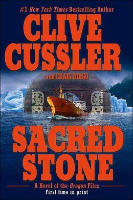 Sacred Stone (Oregon Files Series #2)