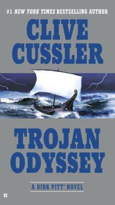 Trojan Odyssey (Dirk Pitt Series #17)