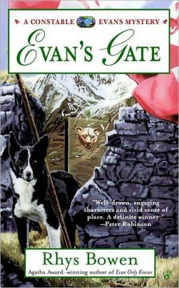 Evan's Gate (Constable Evans Series #8)