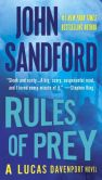 Book Cover Image. Title: Rules of Prey (Lucas Davenport Series #1), Author: John Sandford