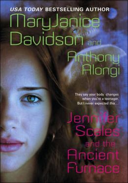 Jennifer Scales and the Ancient Furnace (Jennifer Scales Series #1)