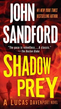 Shadow Prey (Lucas Davenport Series #2)