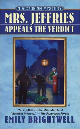 Mrs. Jeffries Appeals the Verdict (Mrs. Jeffries Series #21)
