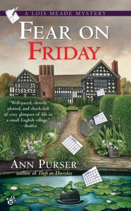 Fear on Friday (Lois Meade Series #5)