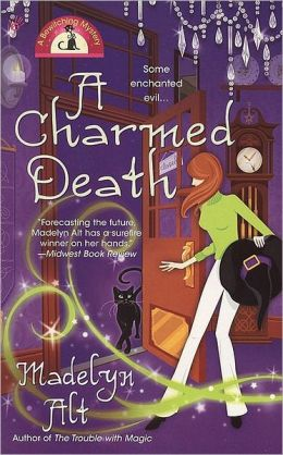 A Charmed Death (Bewitching Series #2)