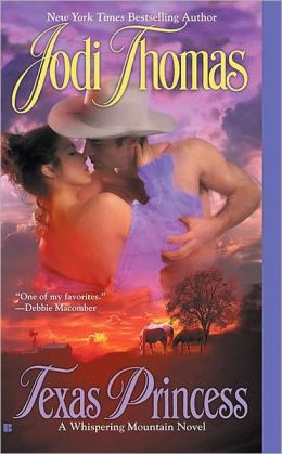 Texas Princess (Whispering Mountain Series #2)
